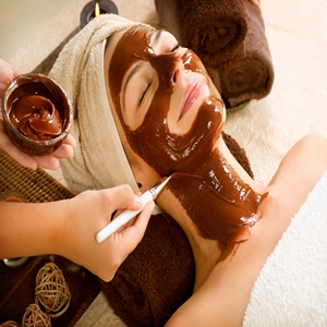 Team Mylittlemuffin's favorite Chocolate Face mask