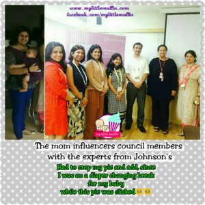 My experience of being a member of Johnson India's first Global Mom Influencers Council