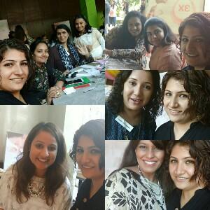Bloggers and Influencers, Mumbai event organised by Johnson's India and BabyChakra
