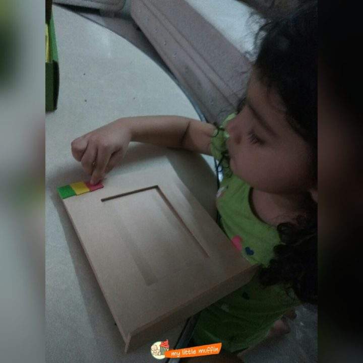 Subscription box for kids