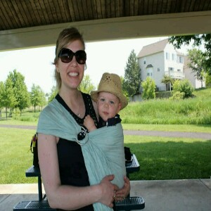 Make babywearing easy this summer..