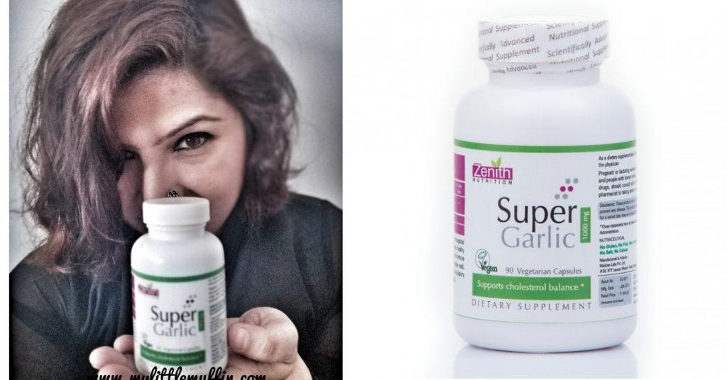 Garlic supplement