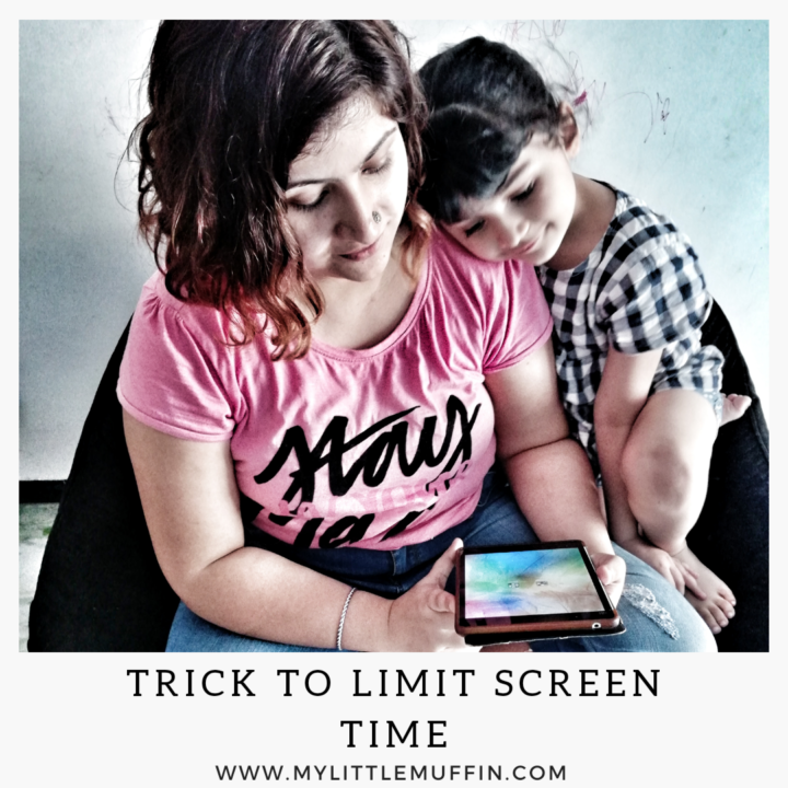 Trick to limit Screen Time